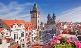 חופשה בפראג, כולל מופע WOW