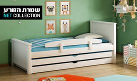מיטת ילדים נפתחת דגם קינדר