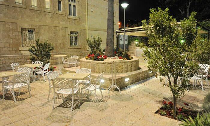 3 מלון קולוני במושבה הגרמנית חיפה, כולל סופ''ש