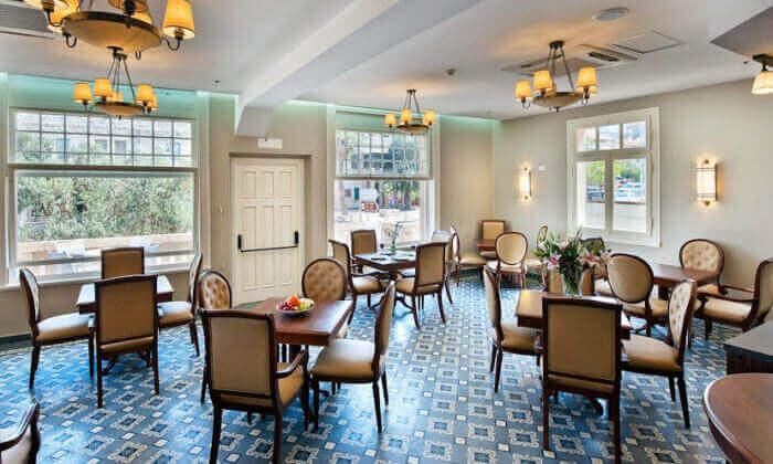 4 מלון קולוני במושבה הגרמנית חיפה, כולל סופ''ש