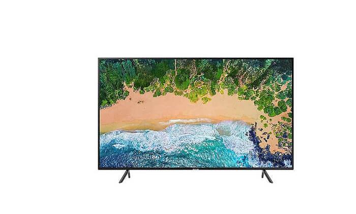 3 טלוויזיה SMART 4K SAMSUNG, מסך 65 אינץ'