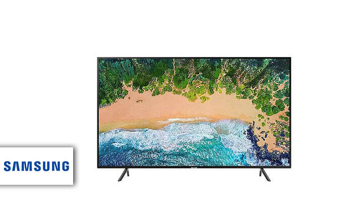 טלוויזיה SMART 4K SAMSUNG, מסך 65 אינץ'