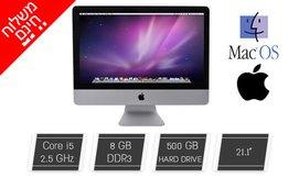 מחשב Apple AIO עם מסך ''21.5