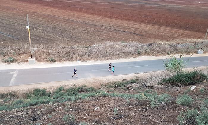 9 אימוני ריצה קבוצתיים עם אור דלח, פארק האגם הוד השרון