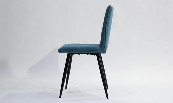 4 כיסא מרופד לפינת אוכל