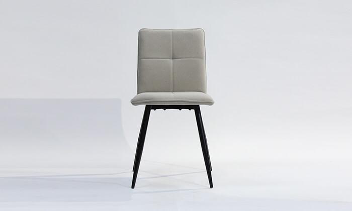 5 כיסא מרופד לפינת אוכל