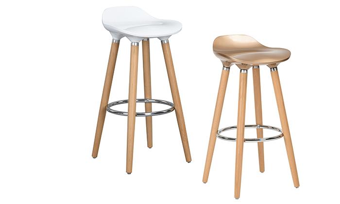 2 כיסא בר HOMAX