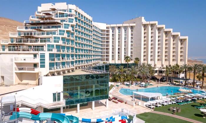 3 יום כיף בספא מלון לאונרדו קלאב ים המלח