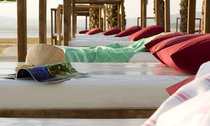 5 יום כיף בספא מלון לאונרדו קלאב ים המלח
