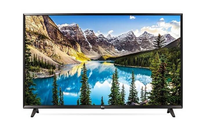 2 טלוויזיה SMART 4K LG, מסך 60 אינץ'