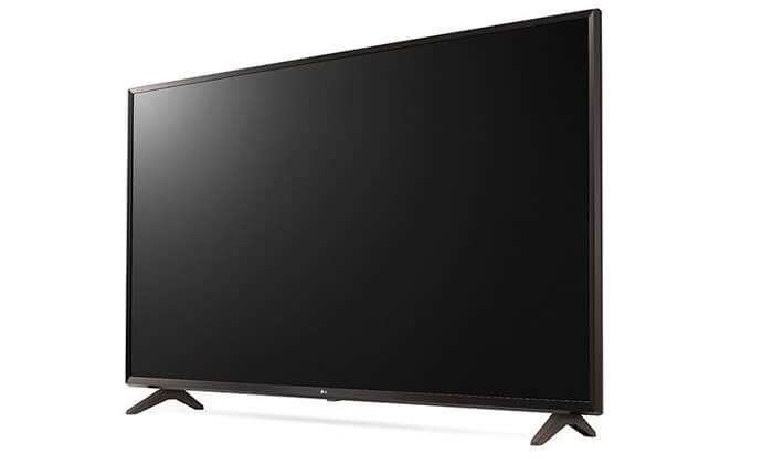 3 טלוויזיה SMART 4K LG, מסך 60 אינץ'