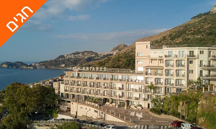 """3 חופשה בסיציליה, כולל סופ""""ש ושבועות"""