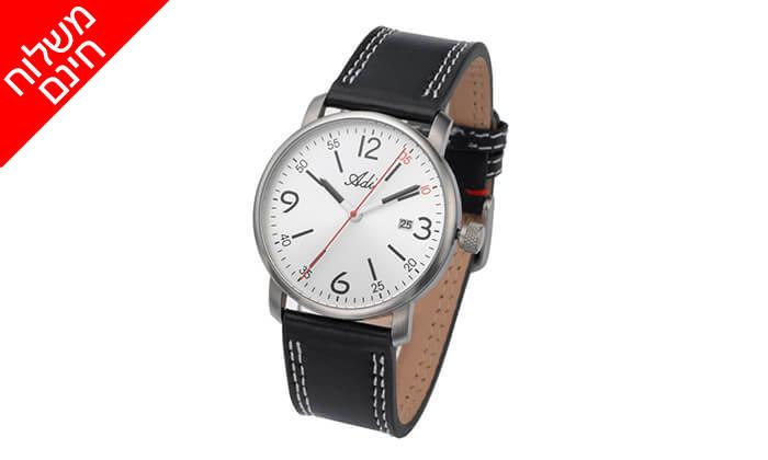 3 שעון יד אלגנטי לגבר Adi - משלוח חינם!