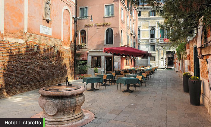 8 חופשה בוונציה, כולל פסטיבל המסכות