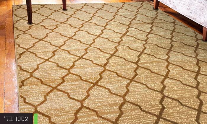 5 שטיח ארוג לסלון