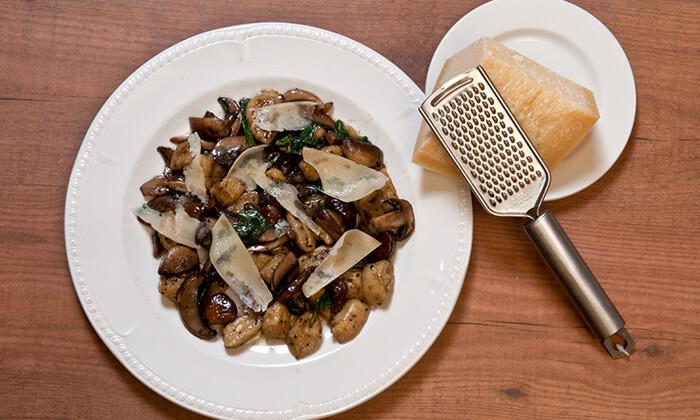 5 ארוחת שף זוגית במסעדת שלו ביער, קריית טבעון