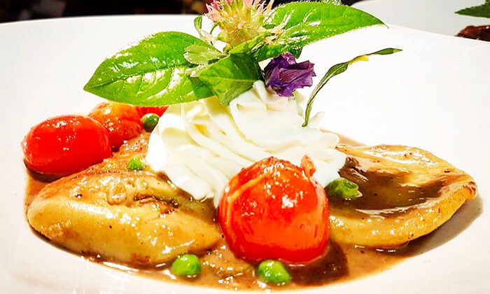 8 ארוחת שף זוגית במסעדת שלו ביער, קריית טבעון