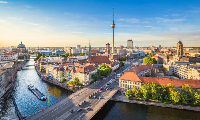 5 מארק נופלר בברלין