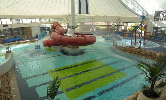 5 כרטיס כניסה לימית ספארק המים של ישראל בחולון