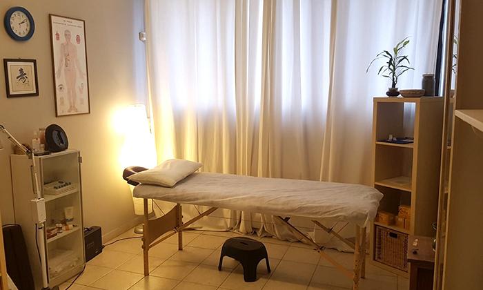 4 מנוי חודשי לקבוצת הרזייה וטיפולי דיקור סיני במרכז צ'ינה מד, הרצליה