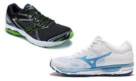 נעלי ריצה לנשים וגברים Mizuno
