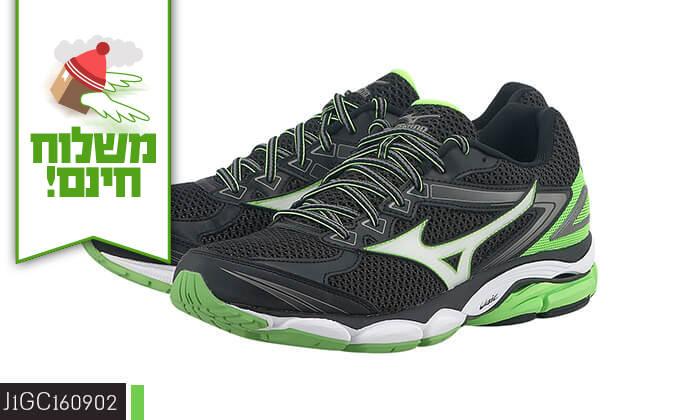 3 נעלי ריצה לנשים וגברים Mizuno