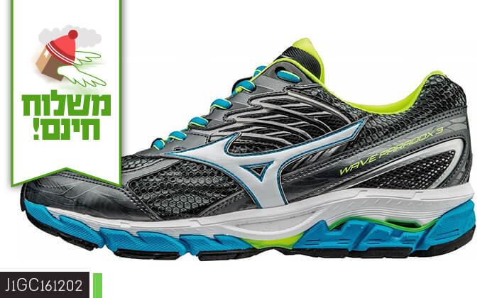 4 נעלי ריצה לנשים וגברים Mizuno
