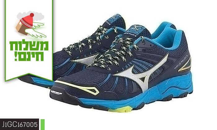 5 נעלי ריצה לנשים וגברים Mizuno