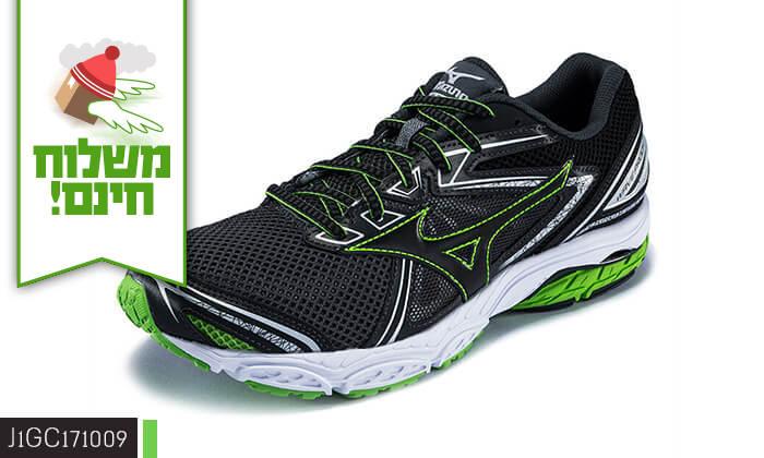 6 נעלי ריצה לנשים וגברים Mizuno