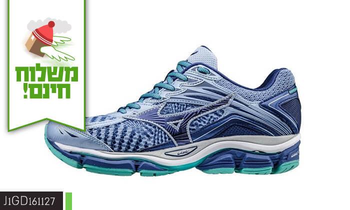 7 נעלי ריצה לנשים וגברים Mizuno