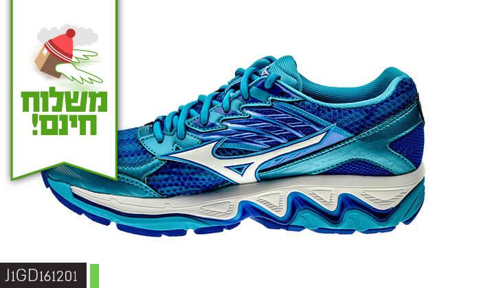 8 נעלי ריצה לנשים וגברים Mizuno