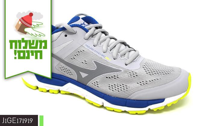 9 נעלי ריצה לנשים וגברים Mizuno