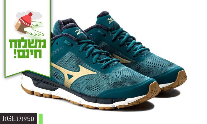10 נעלי ריצה לנשים וגברים Mizuno