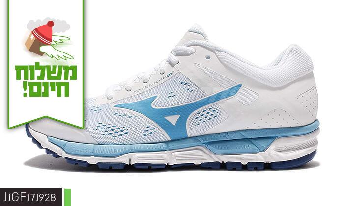 11 נעלי ריצה לנשים וגברים Mizuno