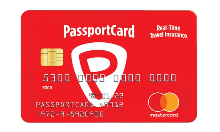 2 פוליסת ביטוח PassportCard