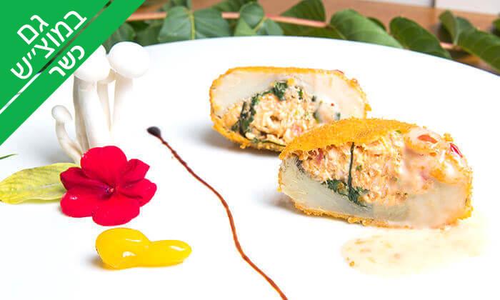 3 ארוחה זוגית בפסקדוס, מסעדת שף כשרה למהדרין בירושלים