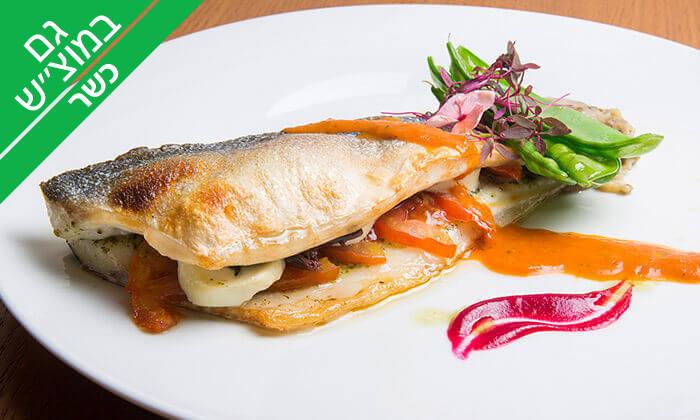6 ארוחה זוגית בפסקדוס, מסעדת שף כשרה למהדרין בירושלים