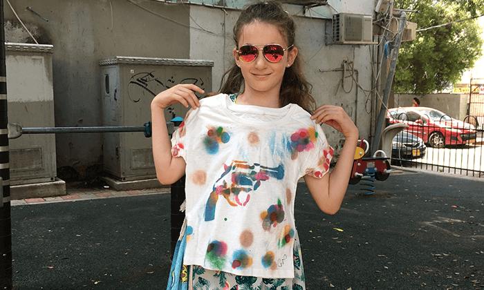 16 מיוריאל גרפיטי - סדנת גרפיטי לכל המשפחה, שכונת פלורנטין תל אביב