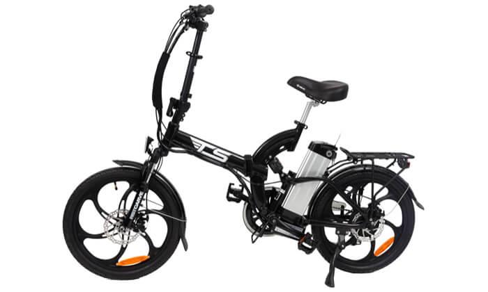 2 אופניים חשמליים TS SPORT