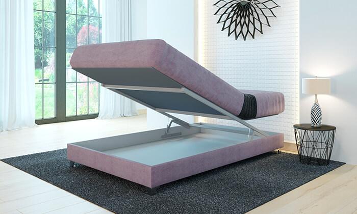 3  מיטה חשמלית אורטופדית ברוחב וחצי RAM DESIGN