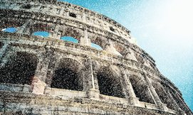 חופשת חורף ברומא