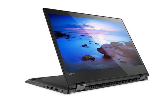 3  מחשב נייד לנובו LENOVO עם מסך מגע 14 אינץ'