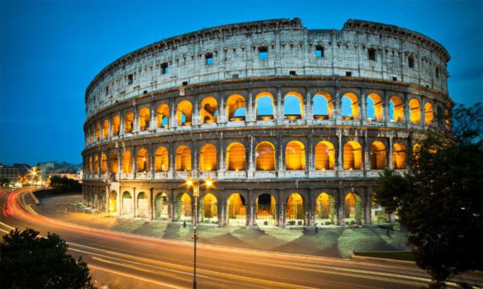 10 סוף שבוע רומנטי ברומא
