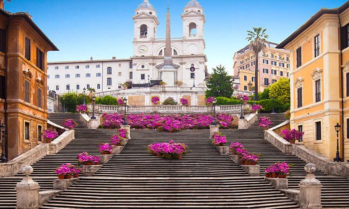 5 טייק ד'את ברומא