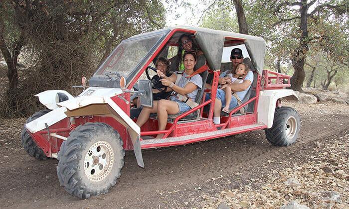 5 טיול תומקאר חווית הרוכבים שבקיבוץ בית אורן