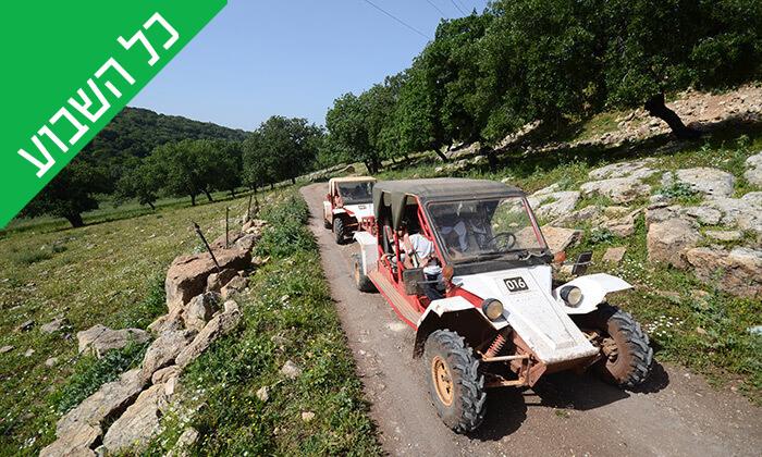 6 טיול תומקאר חווית הרוכבים שבקיבוץ בית אורן