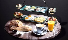 ארוחת בוקר ב'קקאו' טיילת בת ים