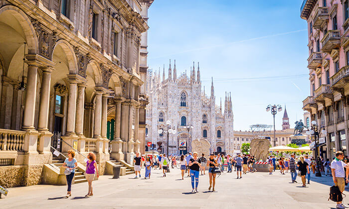 7 דייב מת'יוס באנד במילאנו