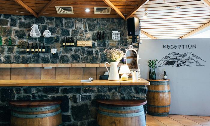 6 חופשה ברמת הגולן - שלג, יין ונופים