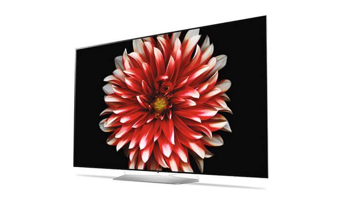 2 טלוויזיה LG SMART OLED 4K, מסך 55 אינץ'